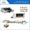 China manufacturer Pizza box making line heidelberg die cutting machine