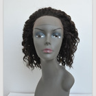 Fashion Short Curly Synthetic Hair Wigs for Black Women