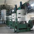 China caliente!!! Aceite de soja extrusora de la máquina con el certificado del ce