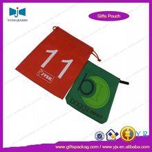 2014 fashionable logo printed small nylon shopping bag