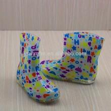 Cheap children rain boots, eva children rain boots