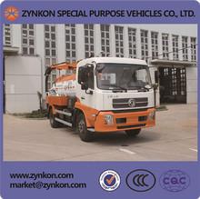 Chinese Sewage Suction Tanker Truck of Zynkon