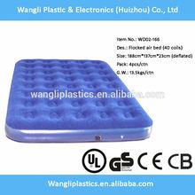 Camping relax air mattress inflatable 40 holes double mattress