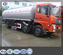 dongfeng 6x2 chemical liquid transportation tanker truck 22000 liter