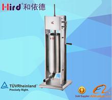 electric cigarette filler /FOOD machine HIRD Automatic vacuum sausage filler CE