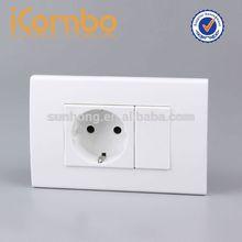 15 Amp Wall Socket