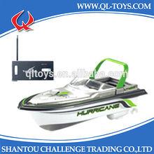 13CM Mini Cheap RC Boat Toy