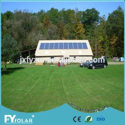 Residential solar power generator Off Grid 2KW