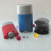 Hot selling PP material deodorant stick containers with twist up deodorant