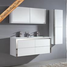 MDF waterproof wash basin bathroom cabinet