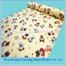 Uzbekistan T/C 80/20 printed bedding fabric