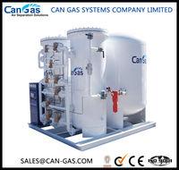 CAN GAS Skid-mounted type, Proven PSA Nitrogen generator