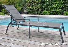 Aluminum folding beach lounger cheap cheap sun garden sun loungers for sale