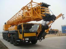 120ตันเครนมือถือเมอร์เซเดสเบนซ์เครื่องยนต์qy120รถสำหรับการขาย