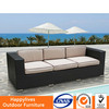 MT2982 Hotsale Bellagio Wicker Garden Furniture Set