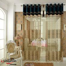 Stylish top brand design waterproof shower window curtains