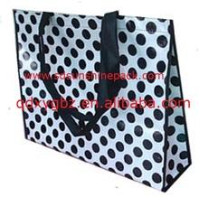 super market pp woven bag