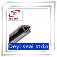 pv/epdm seal strip for hatch