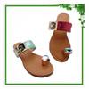 2014 Summer Beautiful Latest Sandals Slippers Ladies Heel