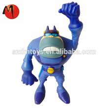 The plastic gorilla batman figure toys