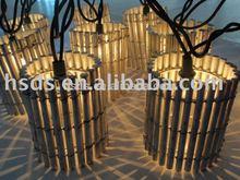 UL list 10 light wooden string light