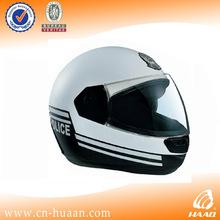 full face military police motorcycle helmet