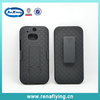 hot selling belt clip holster combo for HTC one M8
