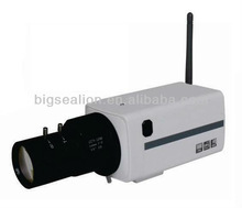 720P Bullet CCTV IP Webcam With Night Vision Alarm Security System