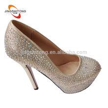 Super high platform beautiful sexy ladies high heels