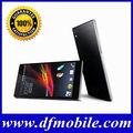 Top qualidade 5.0 gps polegadas ips 1. 2 ghz 3g mtk6582 wifi quad core android4. 2. 3 ultra fino celular dual sim z1