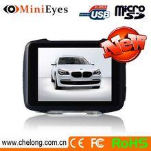 Latest Exclusive Design 3inch NTK96650 WDR HDMI GPS 4X zoom dash camera car