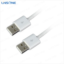 China manufacturer high speed usb 2.0 panel mount cable
