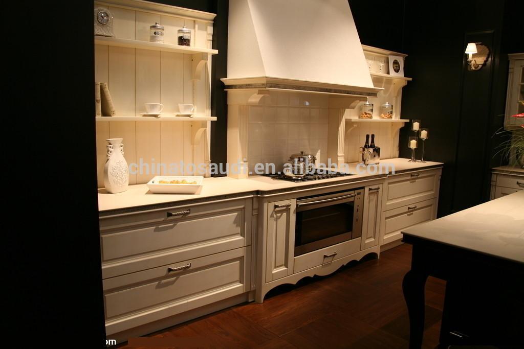 Witte gebogen keuken ontwerp klassieke witte aangepaste keuken kasten gratis keuken ontwerp - Ontwerp witte keukens ...