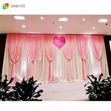 IDA princess style backdrop decor