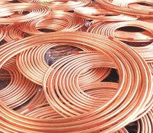 Copper micro tube / pipe manufactured in China