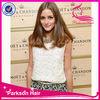 100% european hair glueless silk top platinum blonde full lace wig