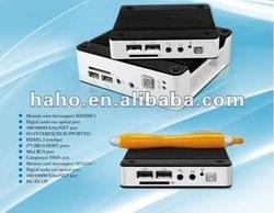 X8 Pure Aluminum Mini Itx Industrial Pc Case