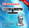 Best match! 3D printer and 3D scanner machine package/ 3d face scanner for 3D studio