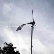 2014 new type 1KW wind turbine long term use