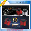 Hot Sale Portable Stereo Wireless Bluetooth Metal Speaker for iPad/Tablet PC/Smart Phones
