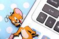 de electrónica de consumo de dibujos animados usb de memoria de 4gb