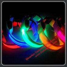 LED Glowing & Flashing Cute Dog Puppy Collar