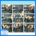 manual de cuchillo de corte de la máquina de flexión