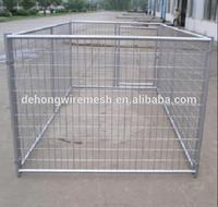 Metal dog kennel/metal dog cage/metal pet house(Manufacturer&ISO9001)
