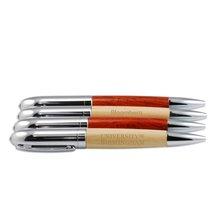 eco-friendly pen flash memory 16gb cheap bulk gifts