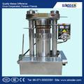 Fuente de alimentación comestible de refinación de petróleo de la máquina para prensa de aceite de verduras / coco / soja / Oilve al óleo / girasol / semillas
