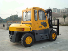 price of 5Ton diesel lift truck 5ton diesel forklift with CE