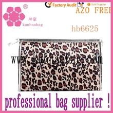 initial cosmetic bag
