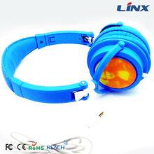 Best quality anime headphone with 3.5mm headphone jack custom branded headphones
