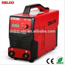 1OO% Original welding machinery MMA200 inverter welder portable high frequency mma welder machine famous chinese brand
